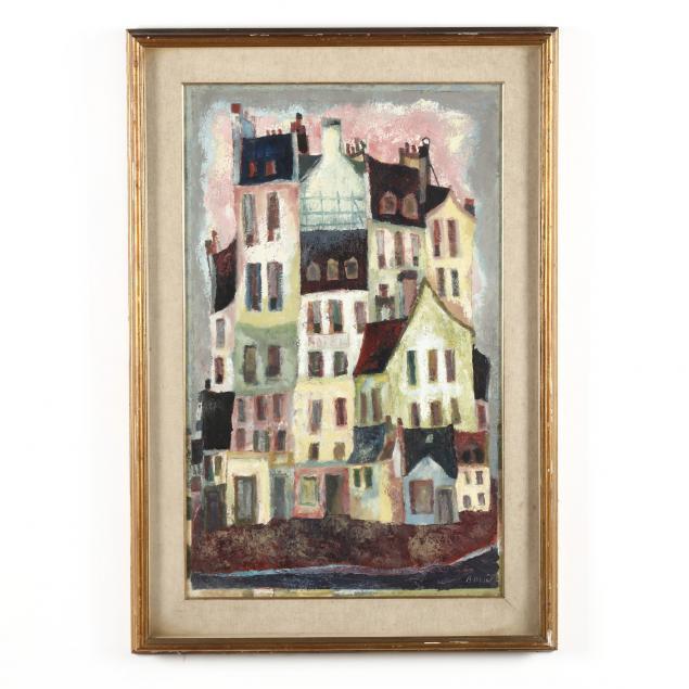 renato-bussi-italian-1926-1999-i-montmartre-paris-i