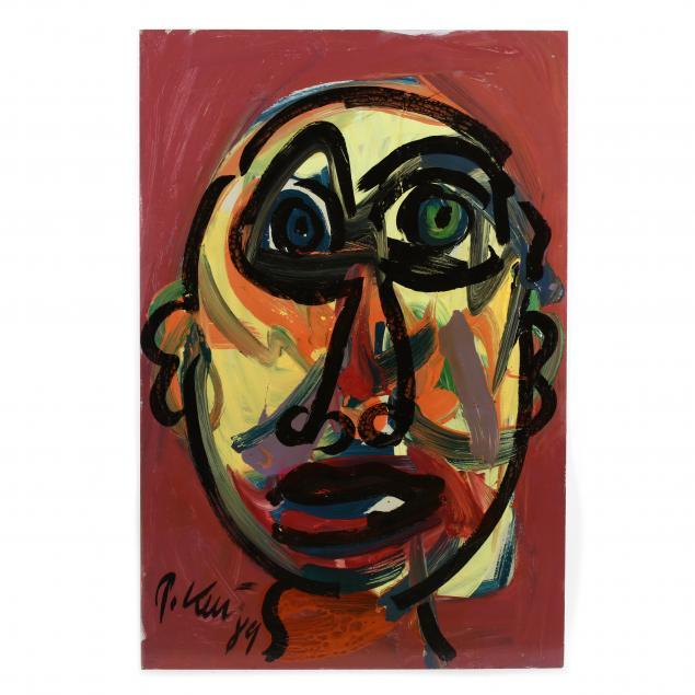 peter-keil-german-born-1942-large-expressionist-portrait