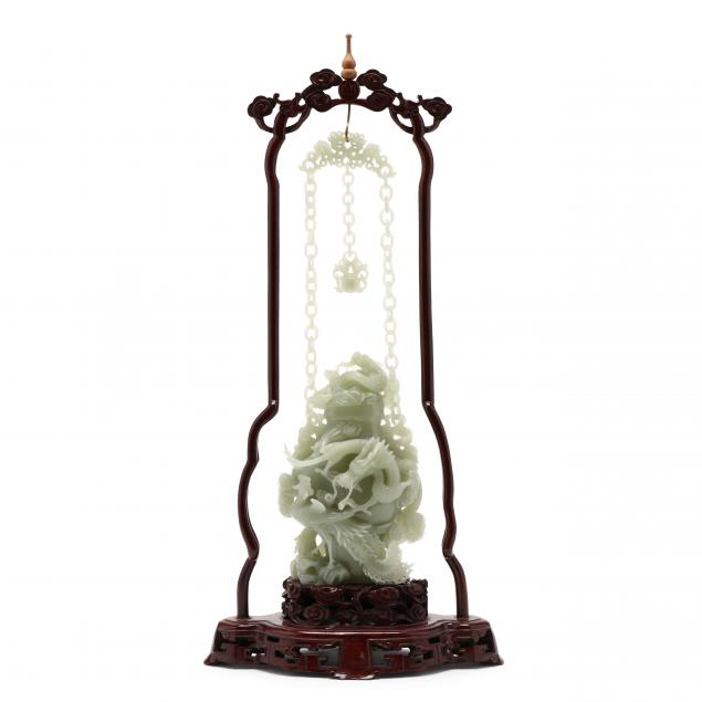 a-chinese-carved-hardstone-hanging-urn-with-cover-on-stand
