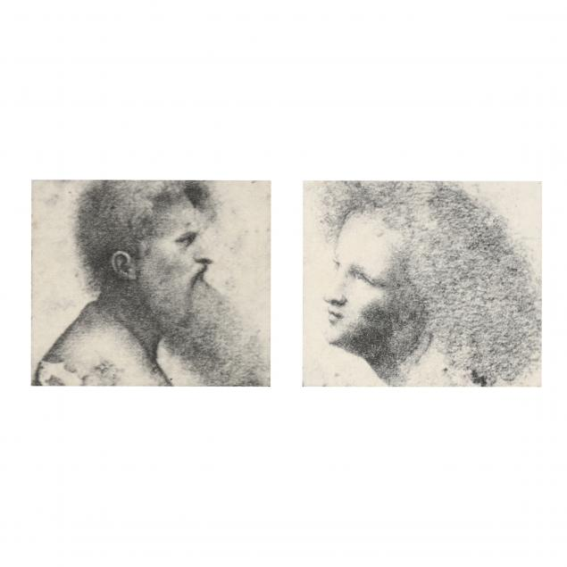 two-prints-in-profile-after-old-master-drawings