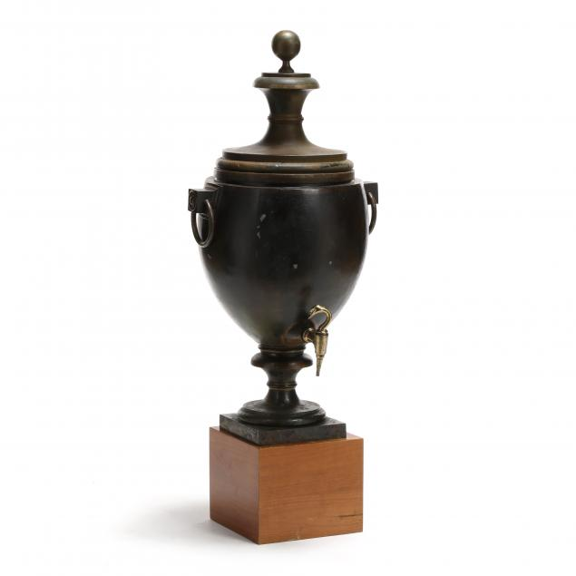 large-lidded-tole-urn-dispenser-on-stand