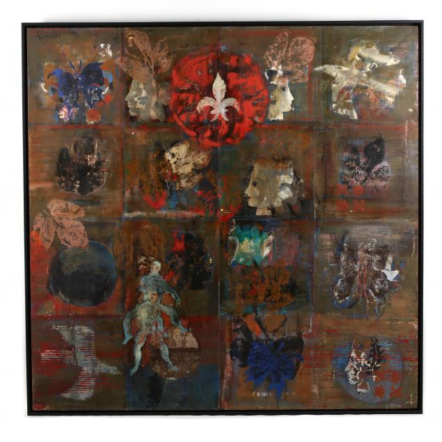 robert-hanes-french-1920-1988-large-abstract-painting-in-a-gridded-design