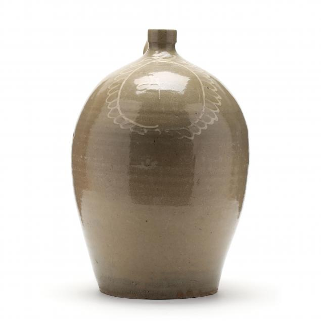 a-four-gallon-edgefield-district-south-carolina-pottery-jug