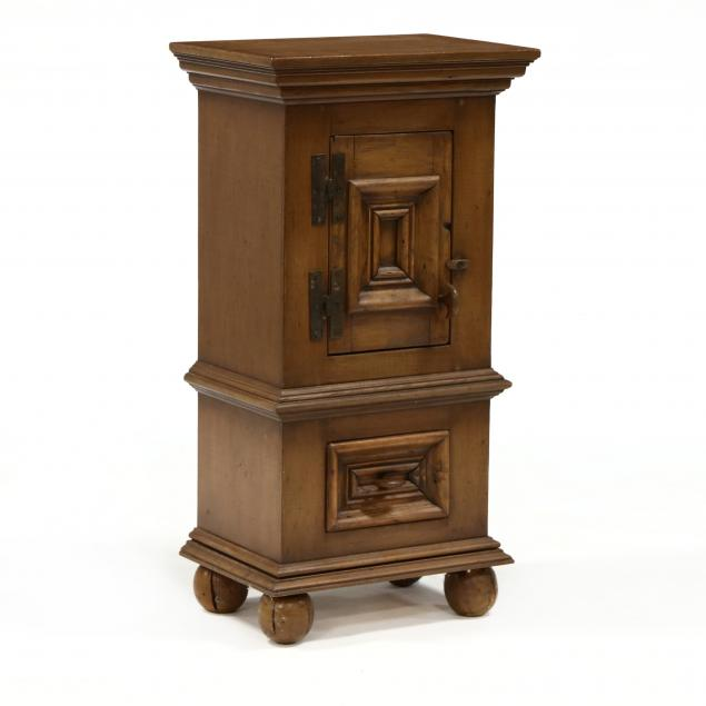 abe-cassidy-jr-nc-b-1942-north-carolina-reclaimed-diminutive-pine-cabinet