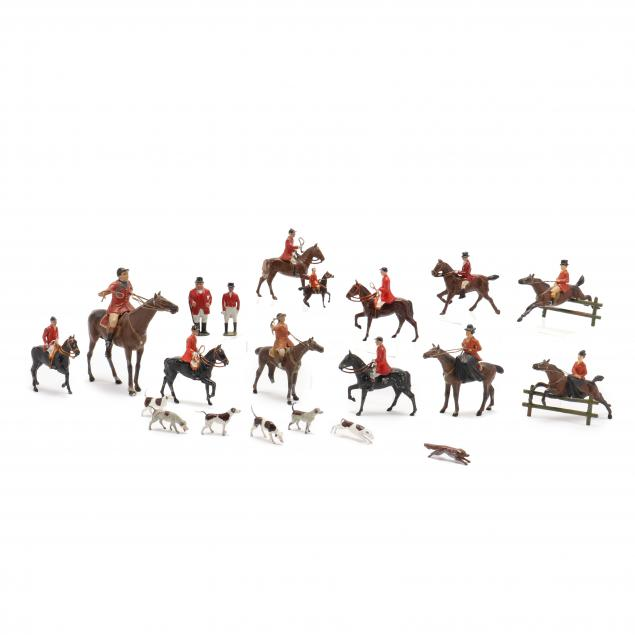 hand-painted-enameled-fox-hunt-group-of-horsemen-hounds-fox