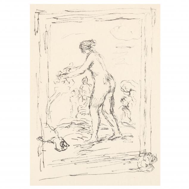 pierre-auguste-renoir-french-1841-1919-i-femme-au-cep-de-vigne-2e-variante-i