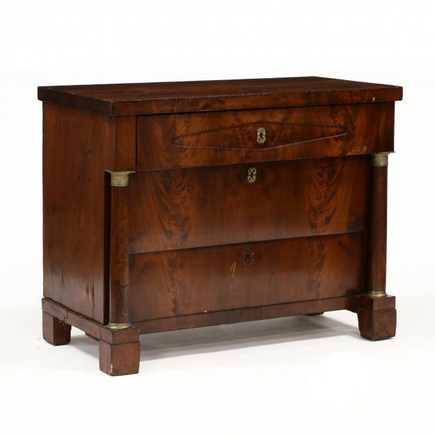 neoclassical-mahogany-commode