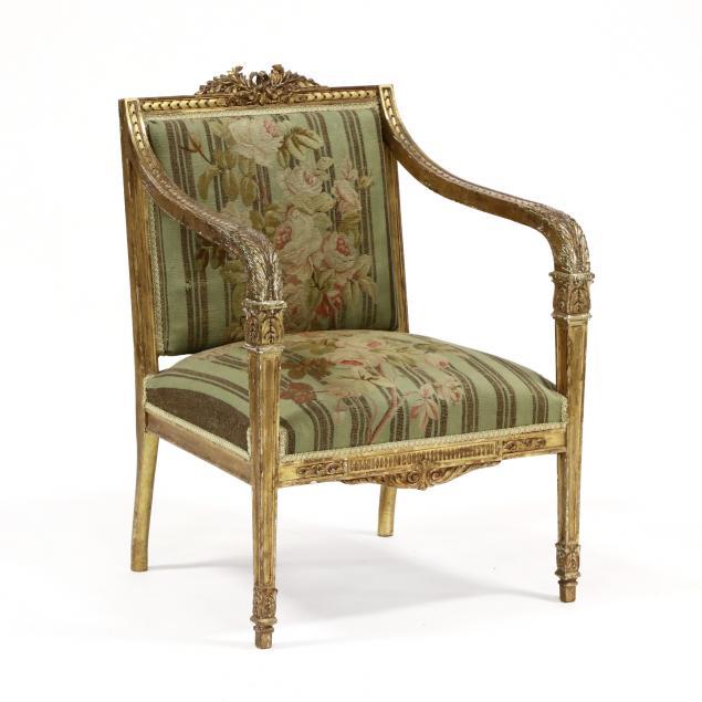 a-vintage-italian-carved-and-gilt-armchair