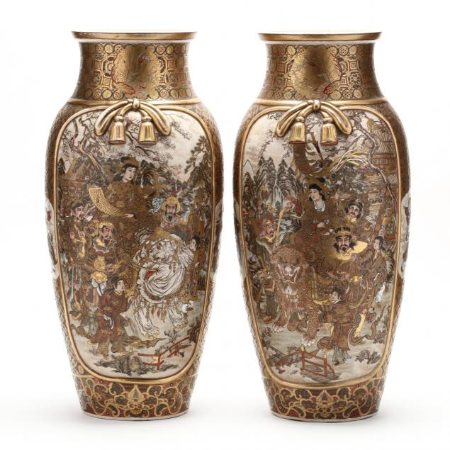 a-pair-of-japanese-satsuma-floor-vases