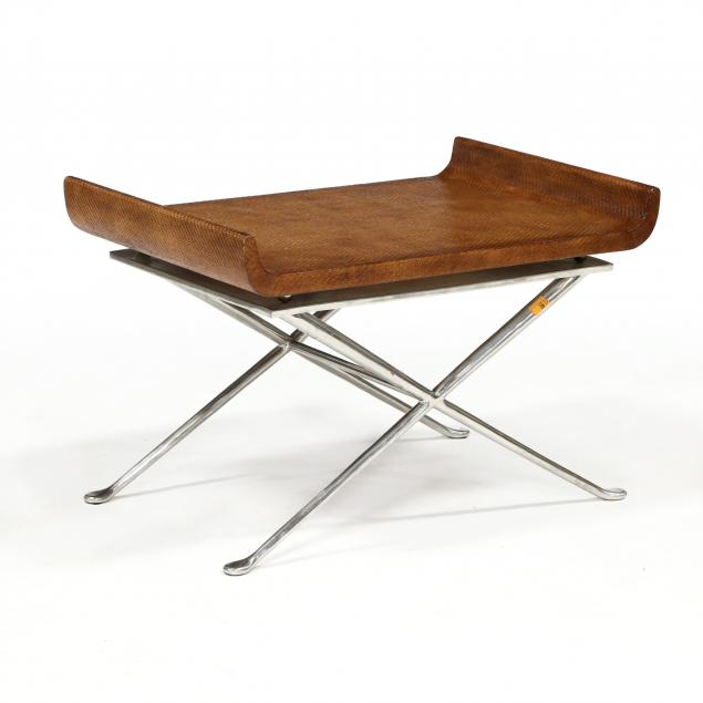 att-theodore-alexander-woven-grass-and-steel-tray-form-table