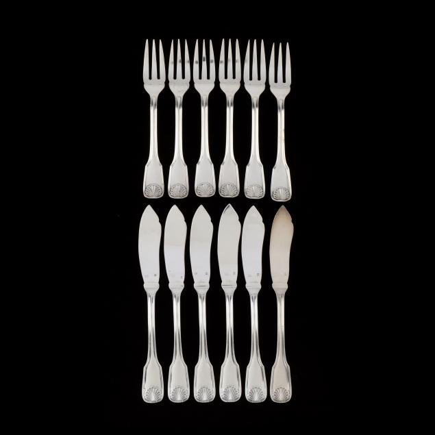 a-vintage-french-silverplate-fish-service