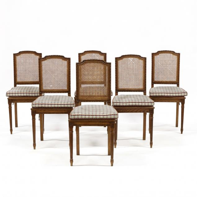 set-of-six-louis-xvi-style-oak-and-cane-dining-chairs
