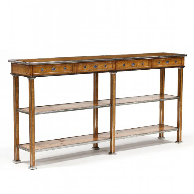 theodore-alexander-hermitage-collection-lapis-inlaid-console-table