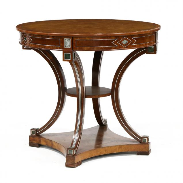 theodore-alexander-hermitage-collection-jade-inlaid-center-table