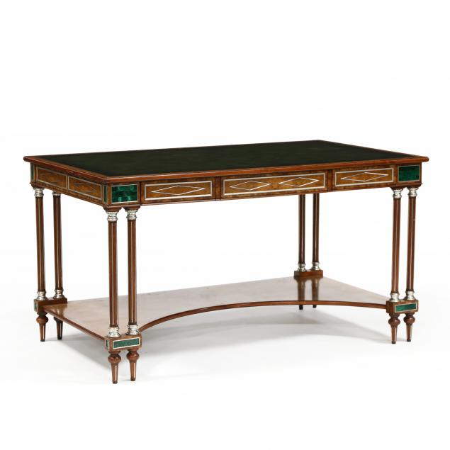 theodore-alexander-hermitage-collection-malachite-inlaid-executive-desk