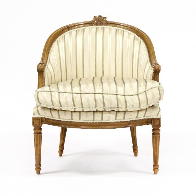 louis-xvi-style-carved-walnut-bergere