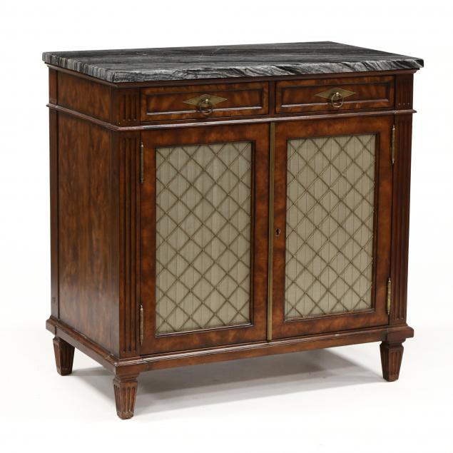 theodore-alexander-regency-style-marble-top-server