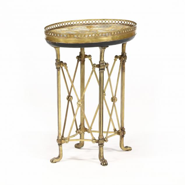 theodore-alexander-brass-and-marble-gueridon-table