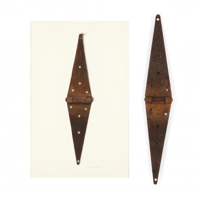 bob-timberlake-nc-b-1937-i-hinge-study-i-with-model