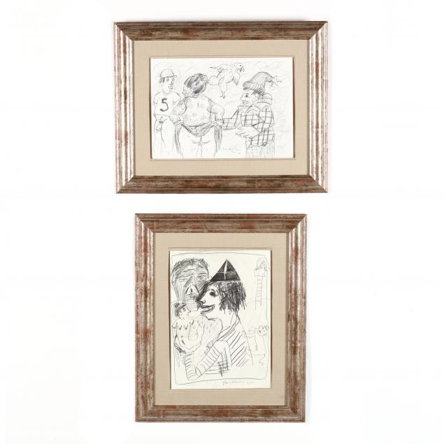 alejandro-benassini-mexican-born-1973-two-drawings