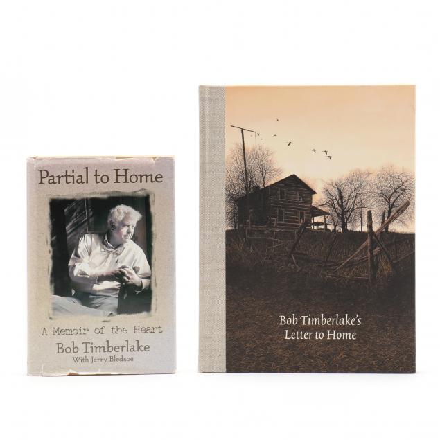 two-bob-timberlake-books-both-signed