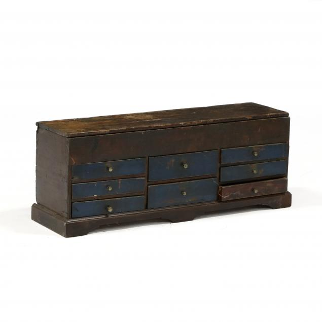 antique-painted-pine-machinist-s-chest