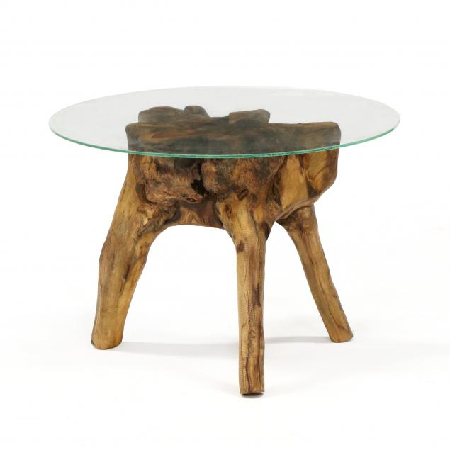 natural-rootwood-and-glass-low-table