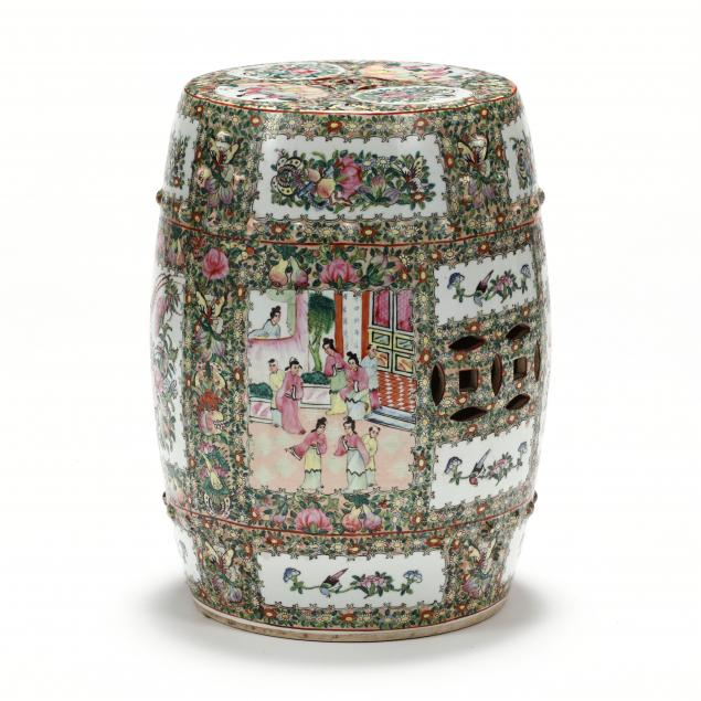 a-chinese-export-porcelain-famille-rose-garden-stool