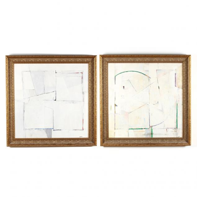 a-pair-of-abstract-compositions-with-linear-elements