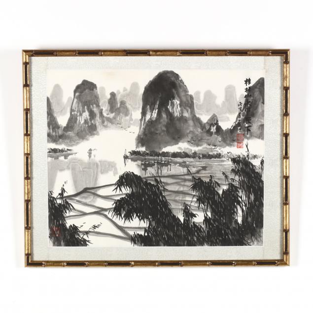 a-chinese-ink-landscape-painting