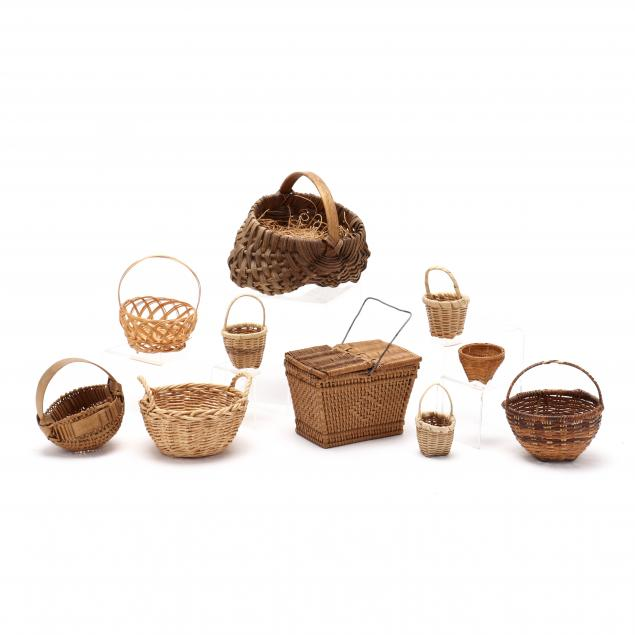 collection-of-ten-small-baskets