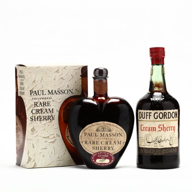 an-astounding-collection-of-cream-sherry