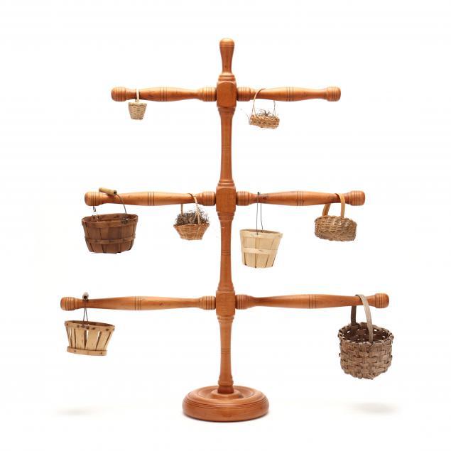 abe-cassidy-jr-nc-b-1942-display-tree