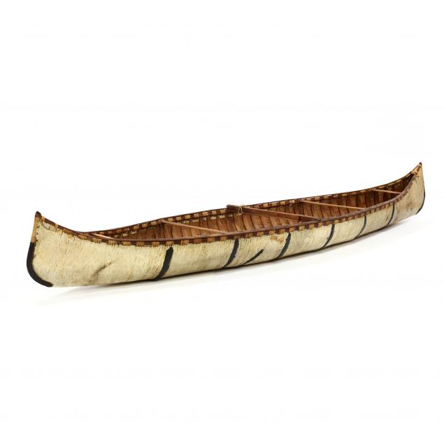 vintage-birch-14-foot-canoe