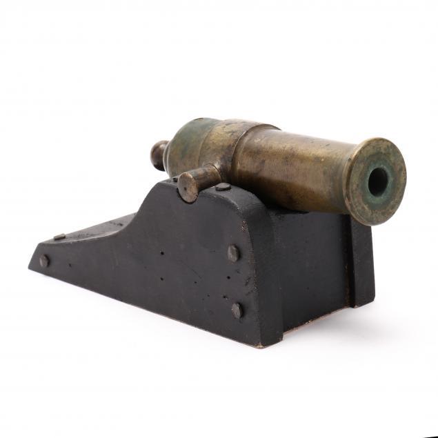 model-bronze-ship-s-cannon