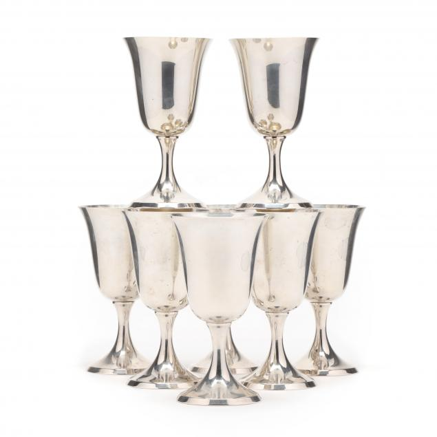 a-set-of-eight-sterling-silver-goblets-by-stieff