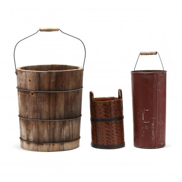 three-assorted-buckets