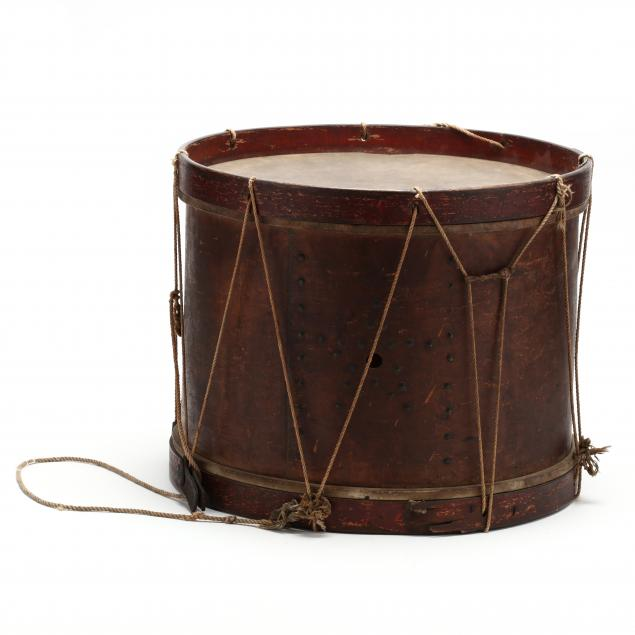 north-carolina-civil-war-era-military-snare-drum