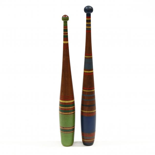 two-exceptionally-tall-indian-club-weights-by-abe-cassidy-jr-nc-b-1942