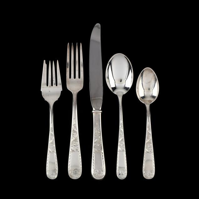 s-kirk-son-mayflower-sterling-silver-flatware-service