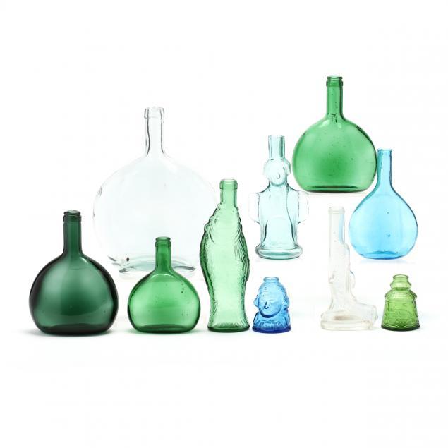 ten-decorative-glass-bottles