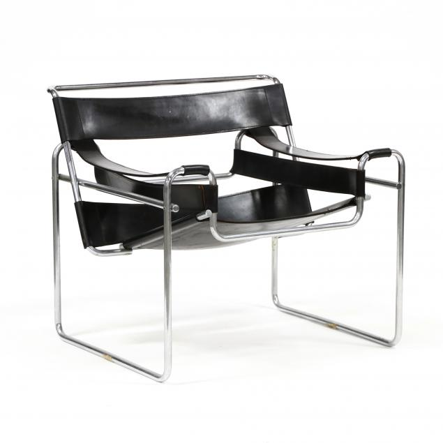 marcel-breuer-hungarian-1902-1981-wassily-lounge-chair