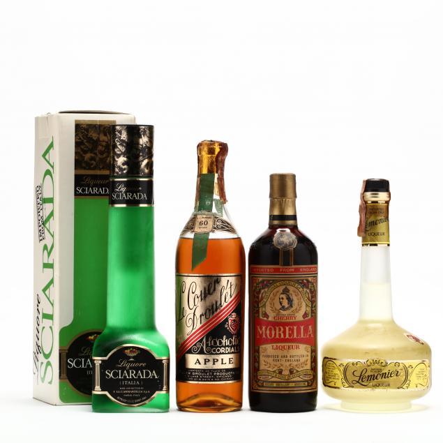 an-assortment-of-fruit-liqueurs