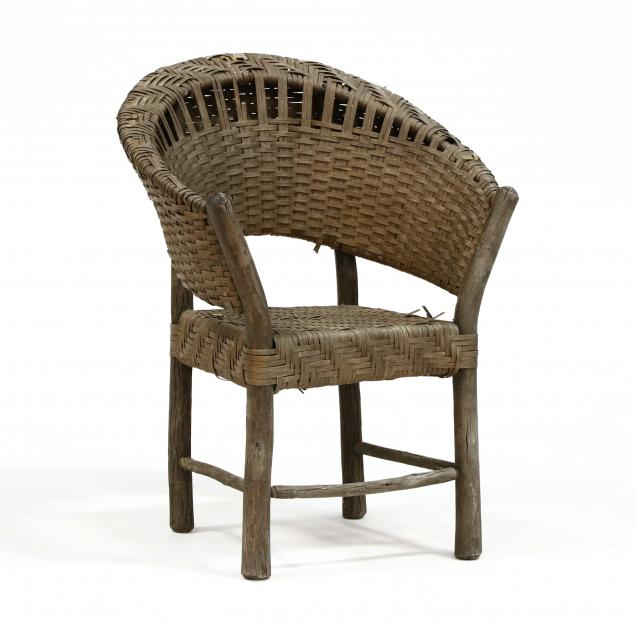 old-hickory-armchair