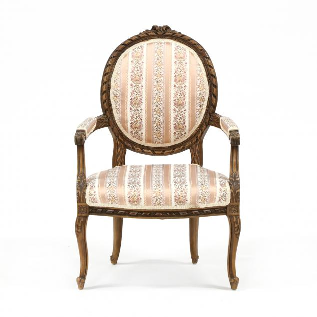 louis-xv-style-carved-and-upholstered-fauteuil