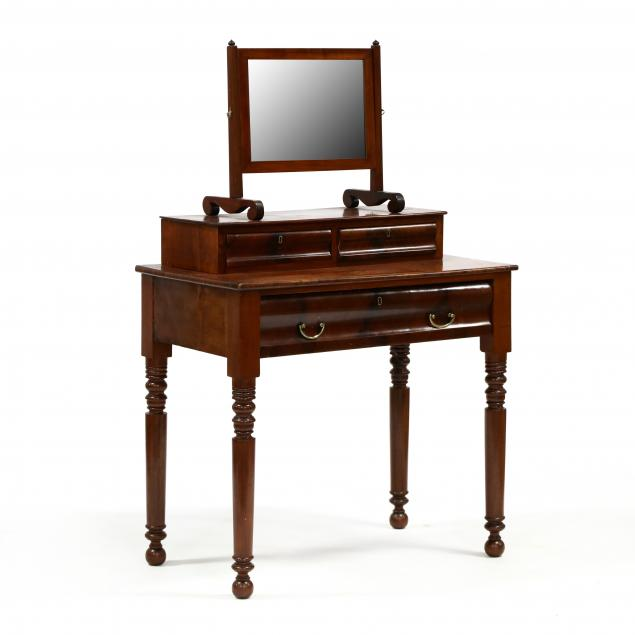 american-late-classical-mahogany-dressing-table
