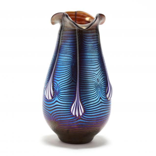 bohemian-art-glass-vase