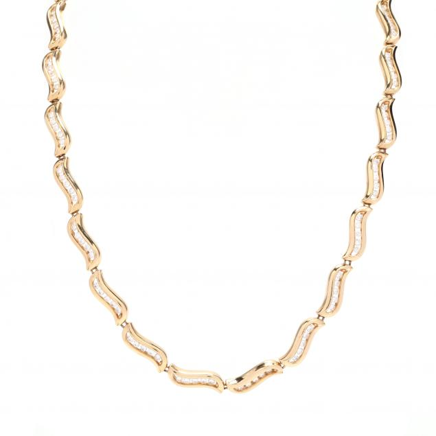 14kt-gold-and-diamond-necklace