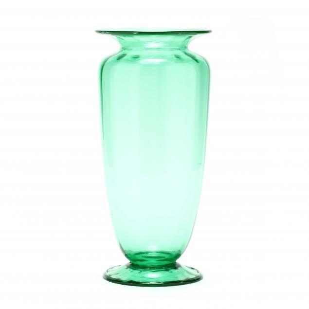 large-vintage-steuben-glass-vase