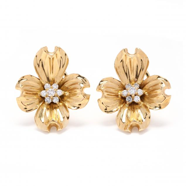 18kt-gold-and-diamond-dogwood-earrings-fisher-co